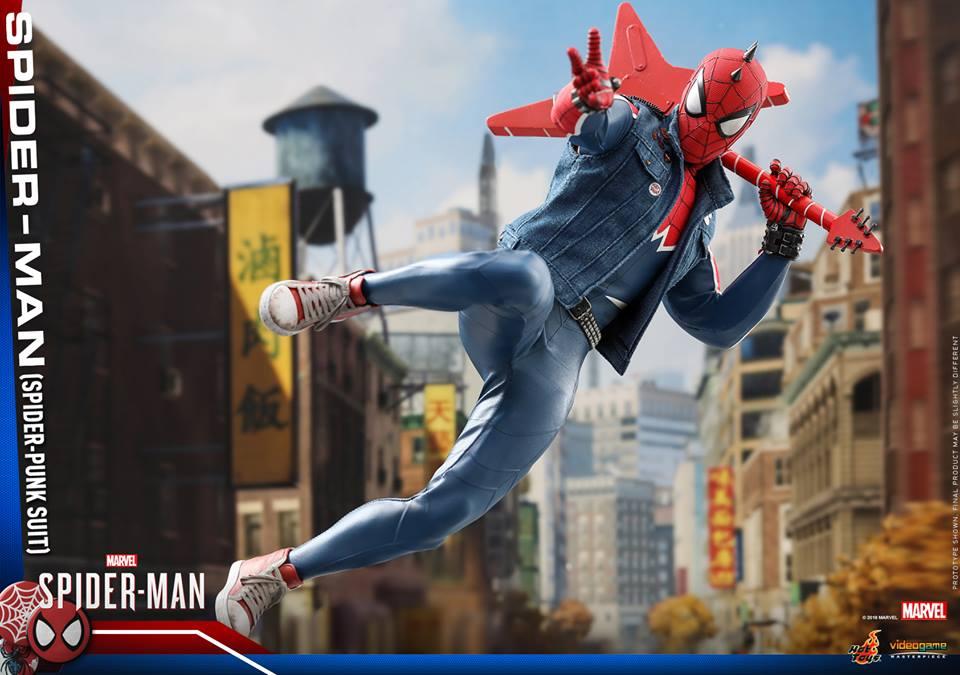 [Hot Toys] -Spider-Man Game- Spider-Punk Suit 1/6 41215810
