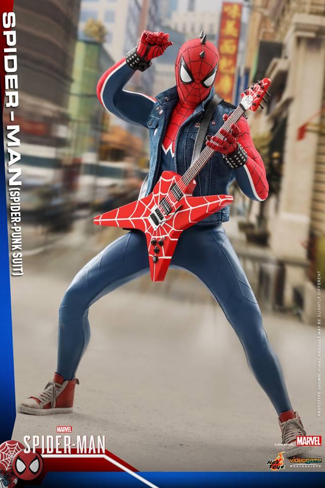 [Hot Toys] -Spider-Man Game- Spider-Punk Suit 1/6 41257810