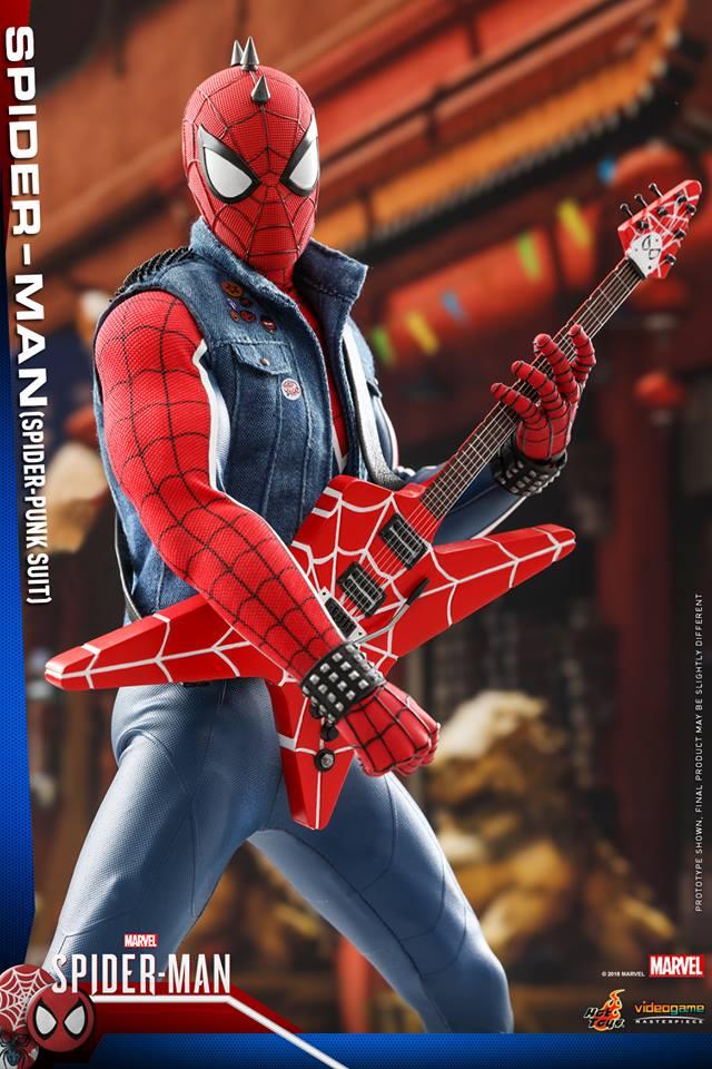[Hot Toys] -Spider-Man Game- Spider-Punk Suit 1/6 41327510