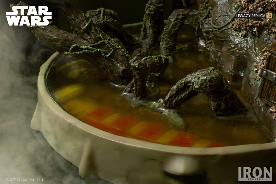 [Iron Studios] Star Wars Episode V- Yoda Legacy Replica 1/4  41723611