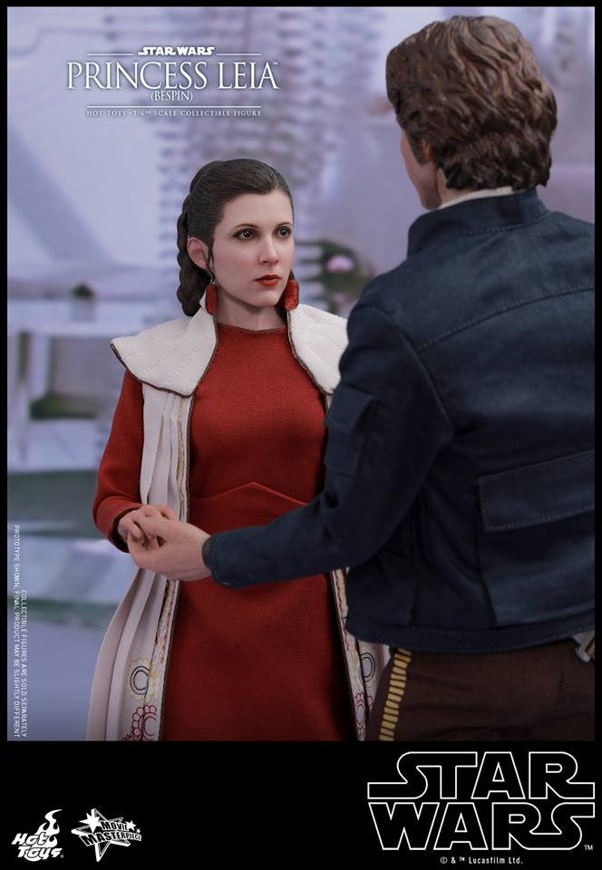 [Hot Toys] -Star Wars EP. V - Leia (Bespin Gown Version) 1/6 42574310