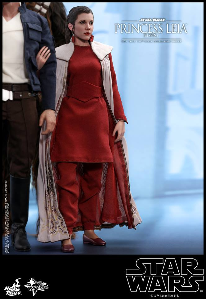 [Hot Toys] -Star Wars EP. V - Leia (Bespin Gown Version) 1/6 42576611