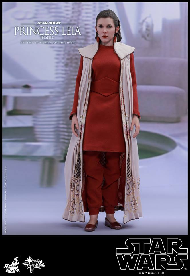 [Hot Toys] -Star Wars EP. V - Leia (Bespin Gown Version) 1/6 42582110