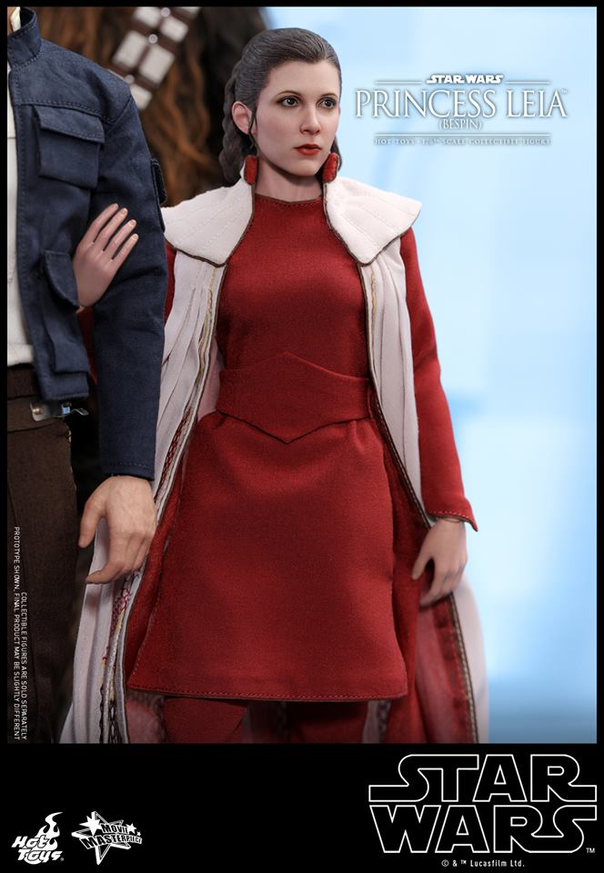 [Hot Toys] -Star Wars EP. V - Leia (Bespin Gown Version) 1/6 42592010