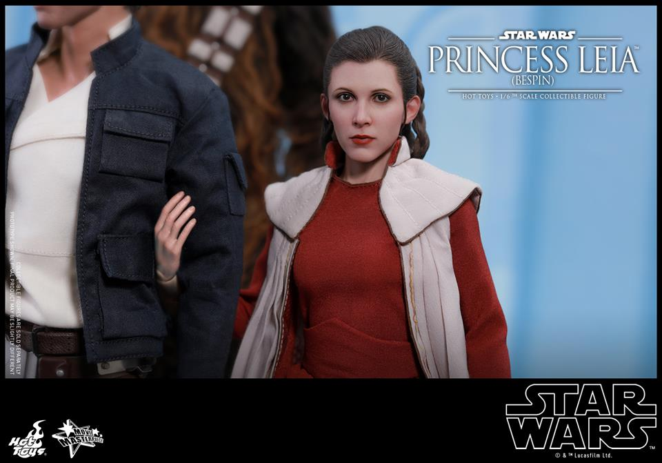 [Hot Toys] -Star Wars EP. V - Leia (Bespin Gown Version) 1/6 42608010