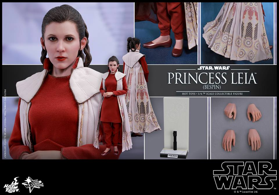 [Hot Toys] -Star Wars EP. V - Leia (Bespin Gown Version) 1/6 42611610