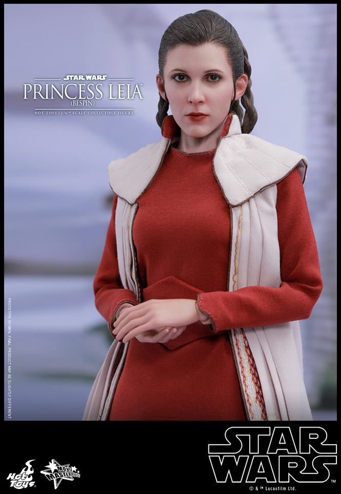 [Hot Toys] -Star Wars EP. V - Leia (Bespin Gown Version) 1/6 42611710