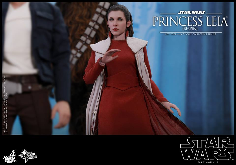 [Hot Toys] -Star Wars EP. V - Leia (Bespin Gown Version) 1/6 42622610