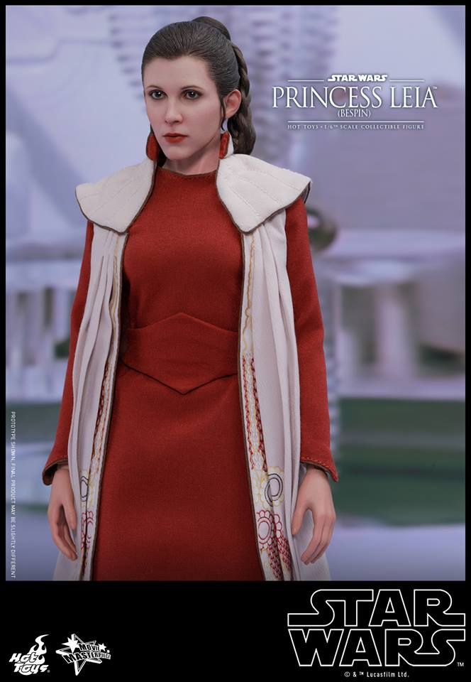 [Hot Toys] -Star Wars EP. V - Leia (Bespin Gown Version) 1/6 42642810