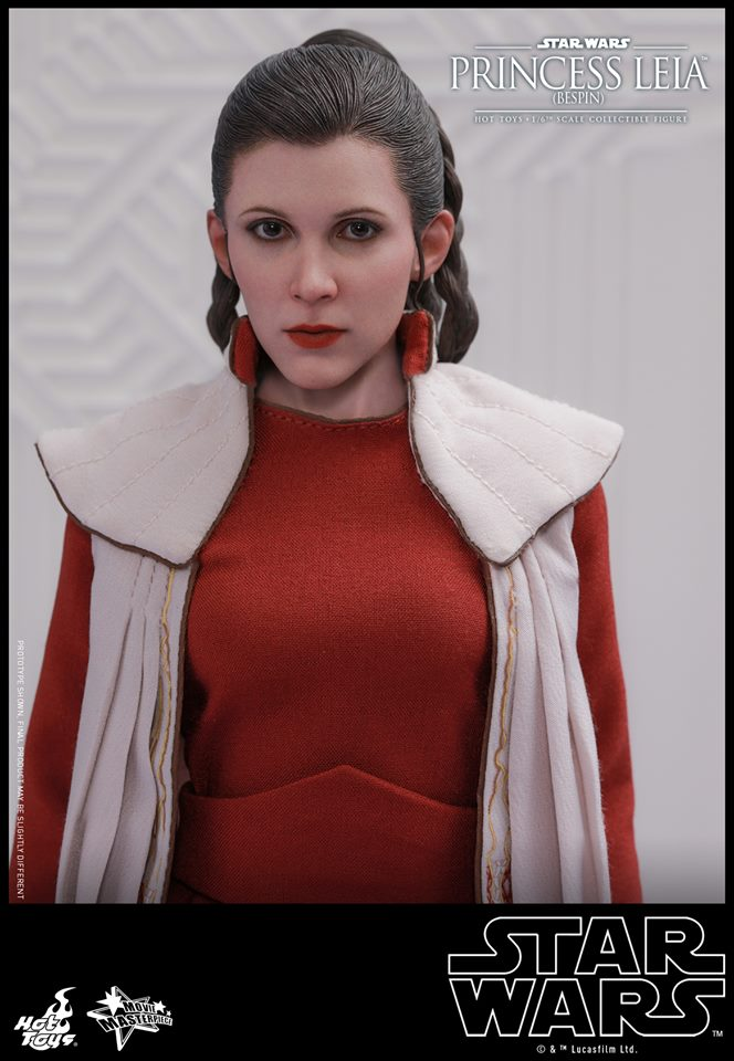 [Hot Toys] -Star Wars EP. V - Leia (Bespin Gown Version) 1/6 42645510
