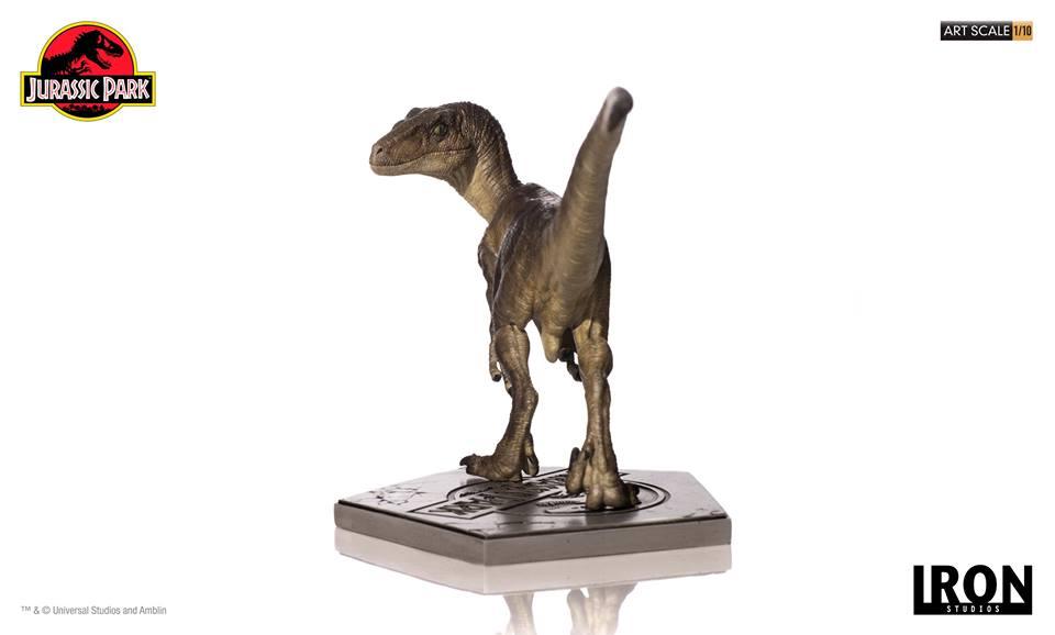 [Iron Studios] - Jurassic Park- Velociraptor 1/10 42661510