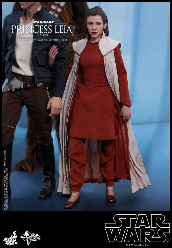 [Hot Toys] -Star Wars EP. V - Leia (Bespin Gown Version) 1/6 42672410
