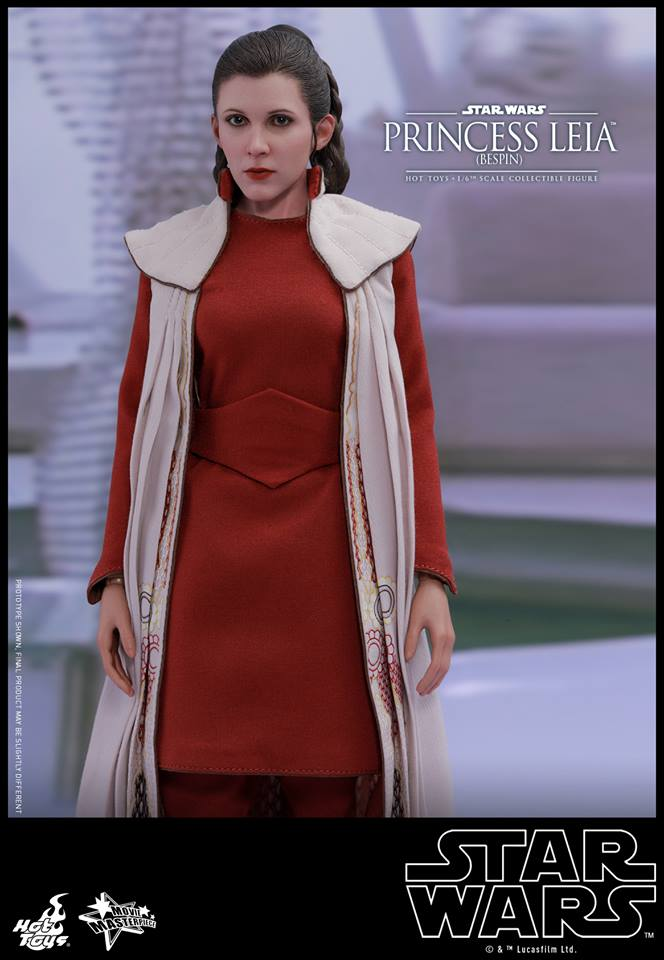 [Hot Toys] -Star Wars EP. V - Leia (Bespin Gown Version) 1/6 42694010