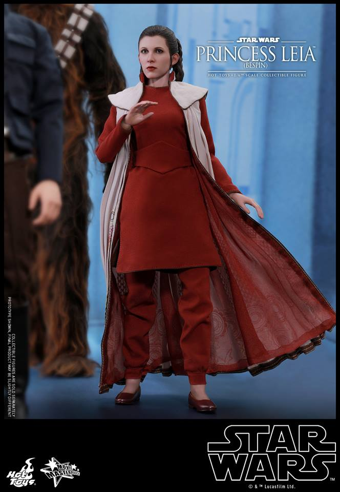 [Hot Toys] -Star Wars EP. V - Leia (Bespin Gown Version) 1/6 42694011