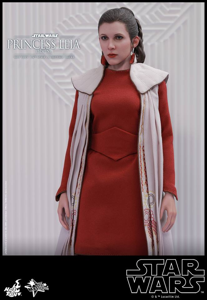 [Hot Toys] -Star Wars EP. V - Leia (Bespin Gown Version) 1/6 42697710