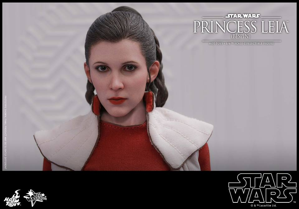 [Hot Toys] -Star Wars EP. V - Leia (Bespin Gown Version) 1/6 42700010
