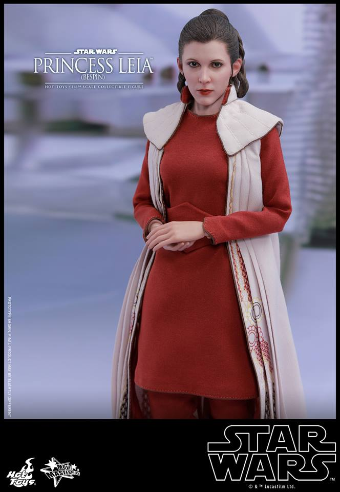 [Hot Toys] -Star Wars EP. V - Leia (Bespin Gown Version) 1/6 42709510