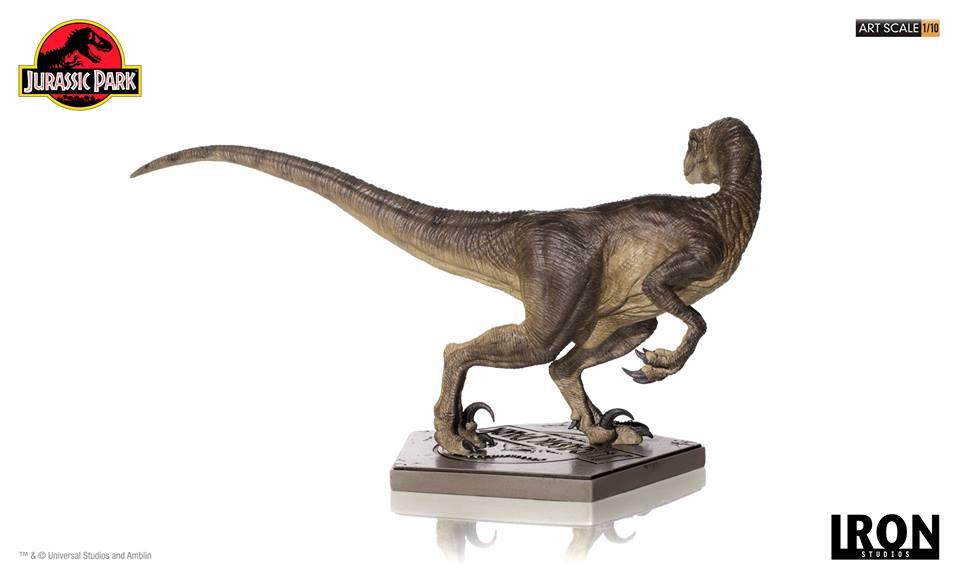 [Iron Studios] - Jurassic Park- Velociraptor 1/10 42730910