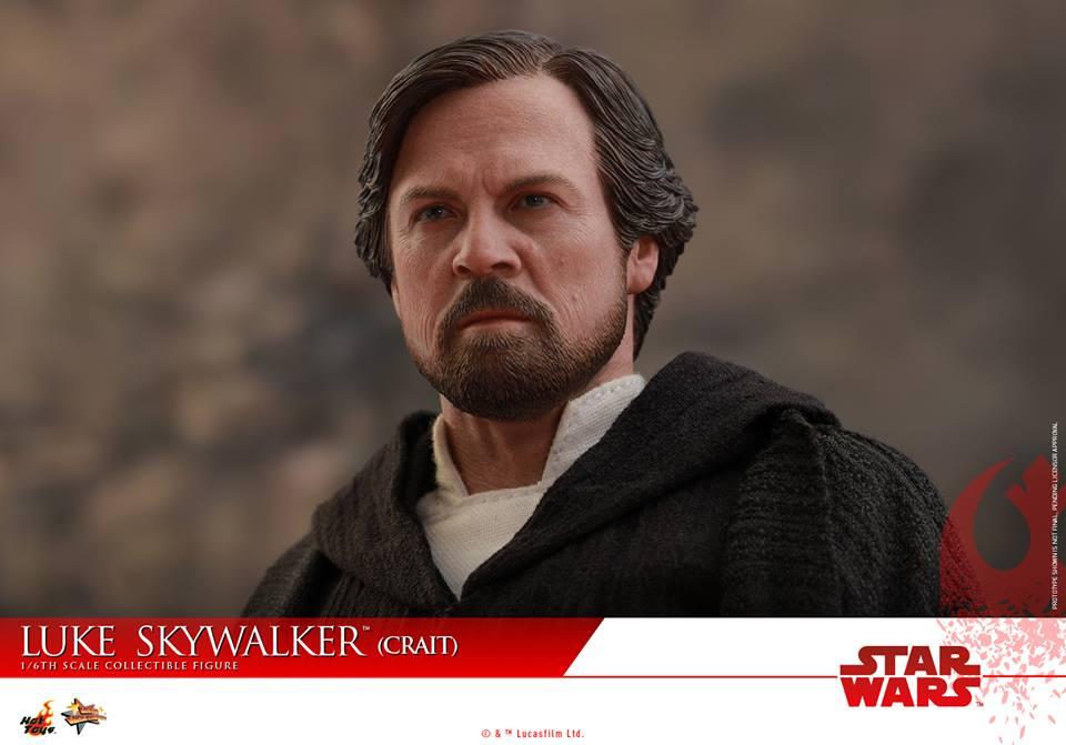 [Hot Toys] - Star Wars VIII- Luke Skywalker (crait) 43041010