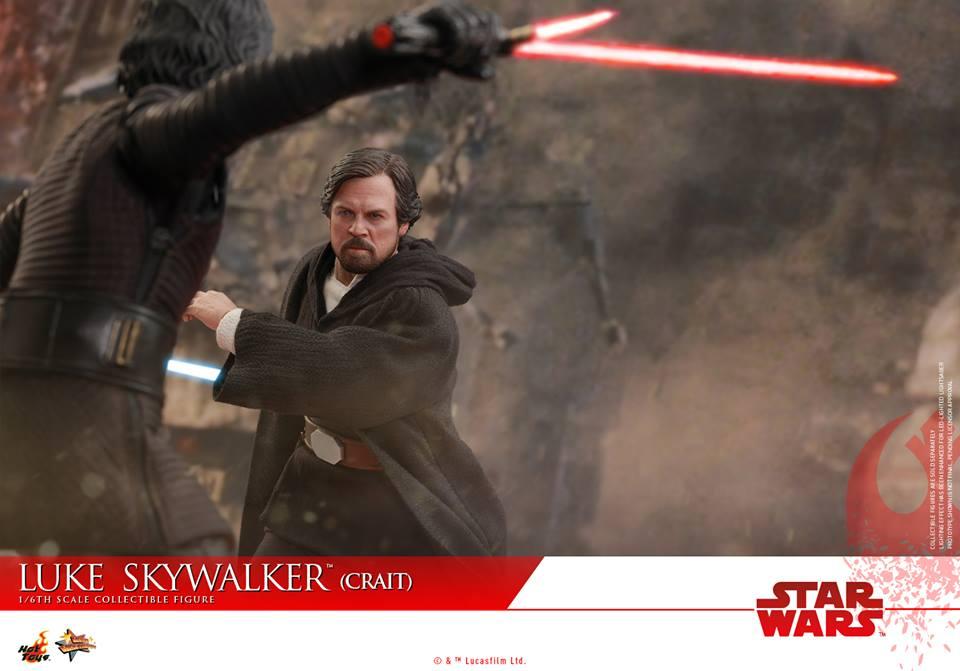 [Hot Toys] - Star Wars VIII- Luke Skywalker (crait) 43061910