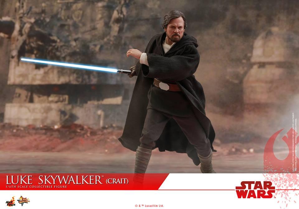 [Hot Toys] - Star Wars VIII- Luke Skywalker (crait) 43065410