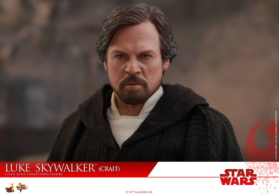 [Hot Toys] - Star Wars VIII- Luke Skywalker (crait) 43101710