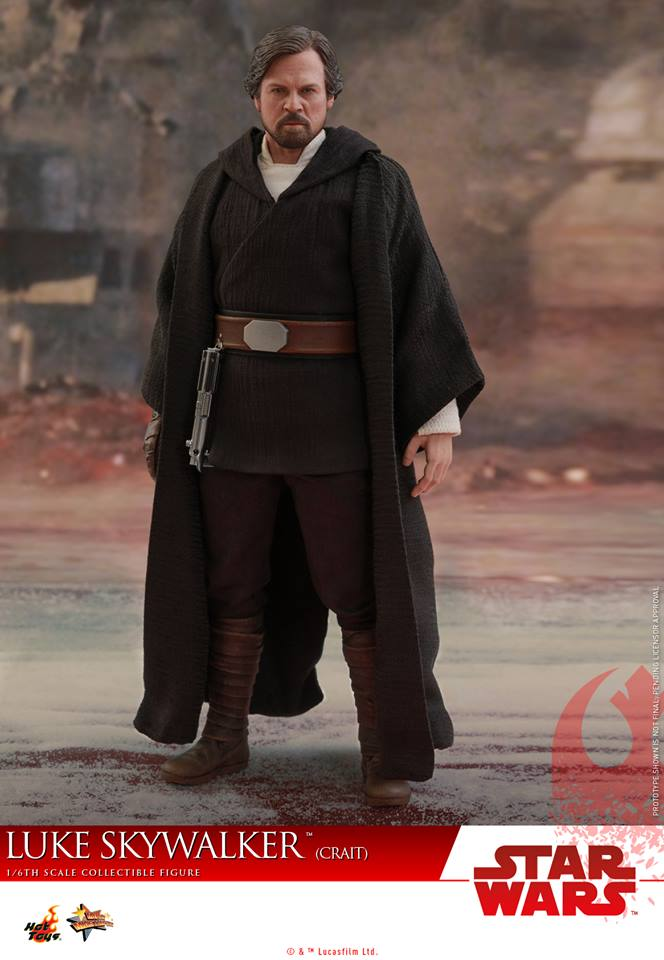 [Hot Toys] - Star Wars VIII- Luke Skywalker (crait) 43106210