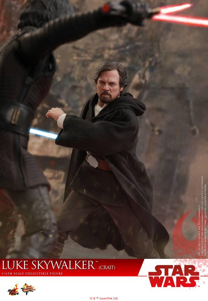 [Hot Toys] - Star Wars VIII- Luke Skywalker (crait) 43108210
