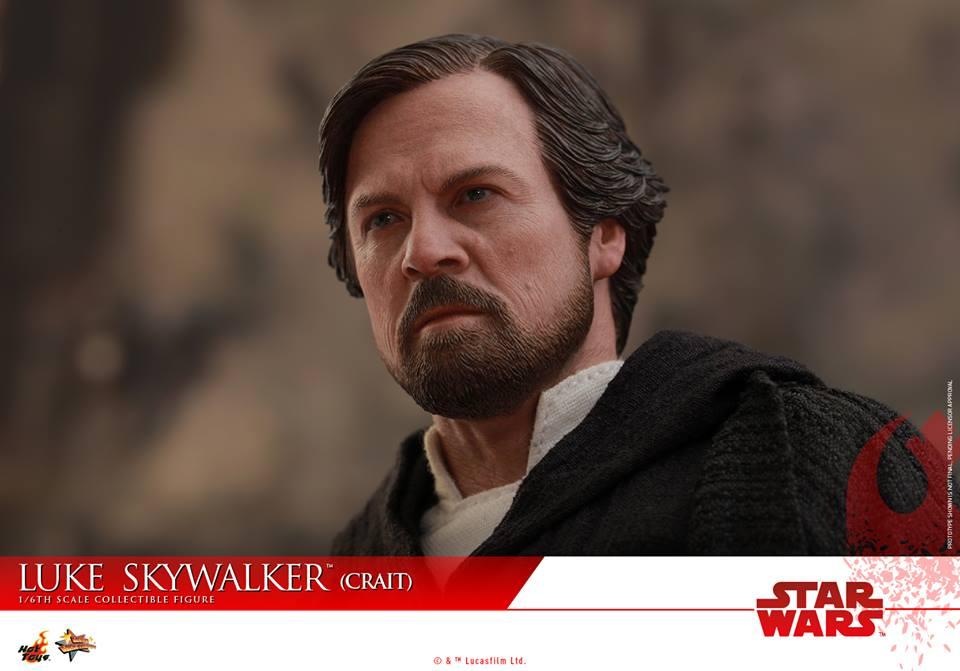 [Hot Toys] - Star Wars VIII- Luke Skywalker (crait) 43117810