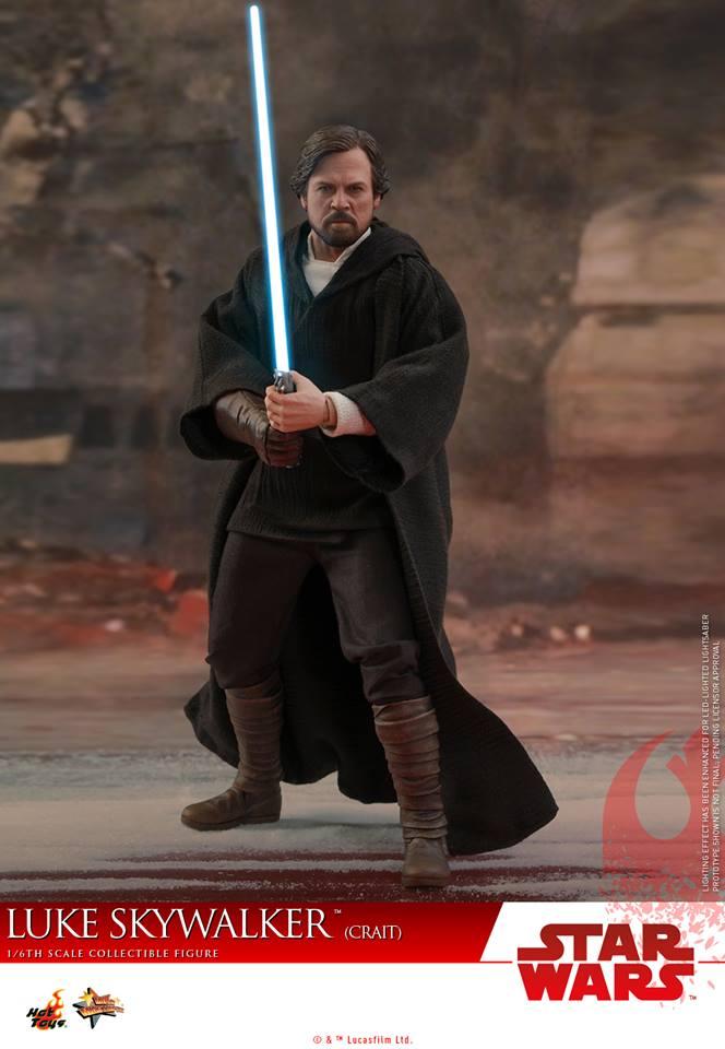 [Hot Toys] - Star Wars VIII- Luke Skywalker (crait) 43137910