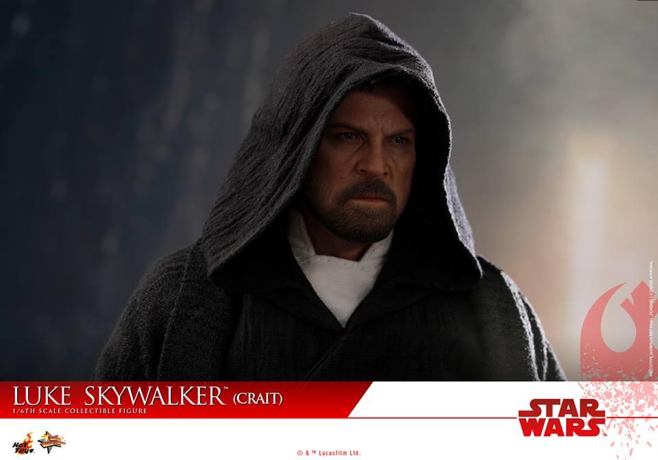 [Hot Toys] - Star Wars VIII- Luke Skywalker (crait) 43141110