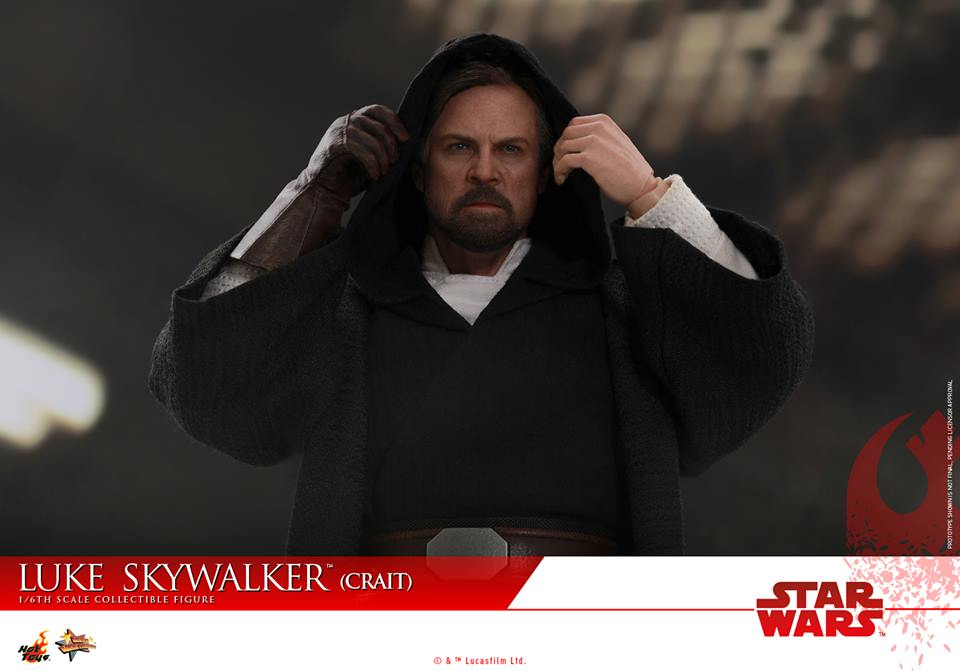 [Hot Toys] - Star Wars VIII- Luke Skywalker (crait) 43153010