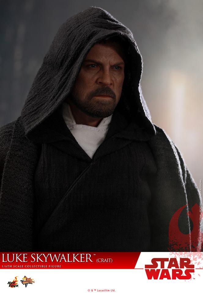 [Hot Toys] - Star Wars VIII- Luke Skywalker (crait) 43154310