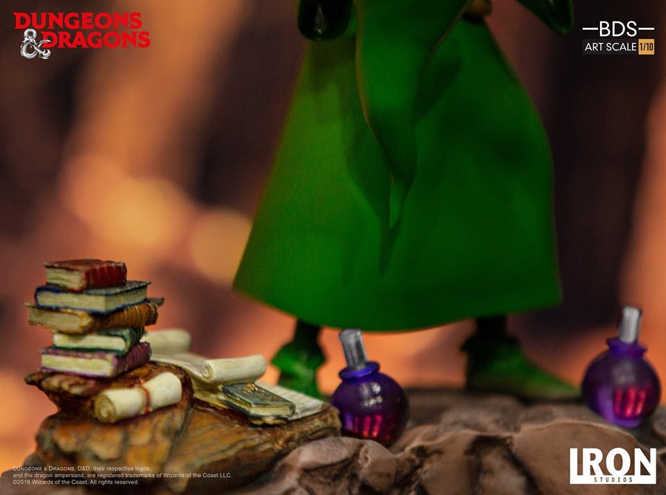 [Iron Studios] - Dungeons & Dragons - Presto 1/10 43509310