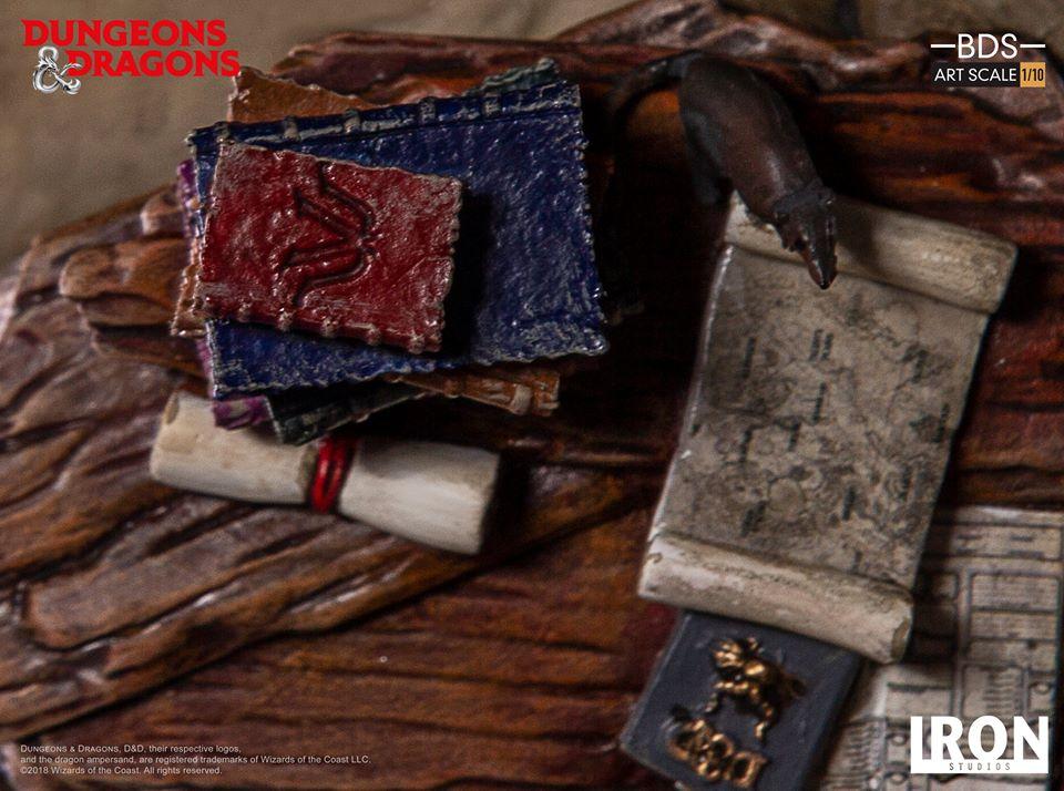 [Iron Studios] - Dungeons & Dragons - Presto 1/10 43586910