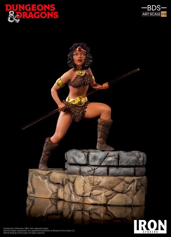 [Iron Studios] - Dungeons & Dragons - Diana 1/10 43691910