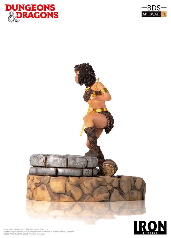 [Iron Studios] - Dungeons & Dragons - Diana 1/10 43762210
