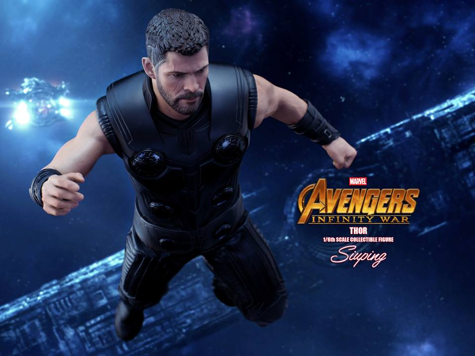 [Hot Toys] -Avengers: Infinity War -Thor 1/6 43950110