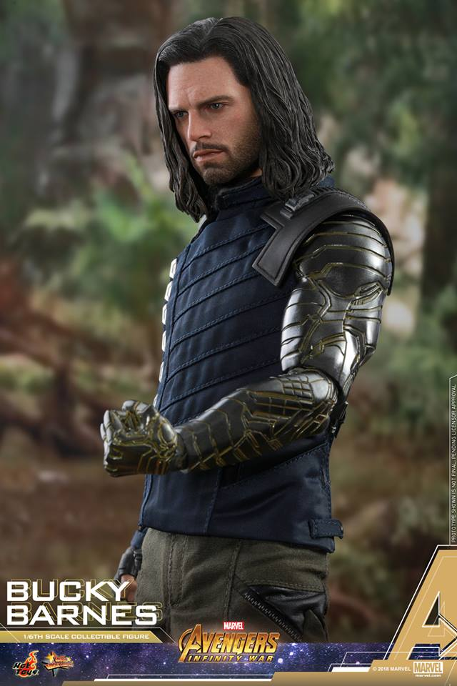 [Hot Toys] -Avengers: Infinity War - Winter Soldier 1/6 44045310