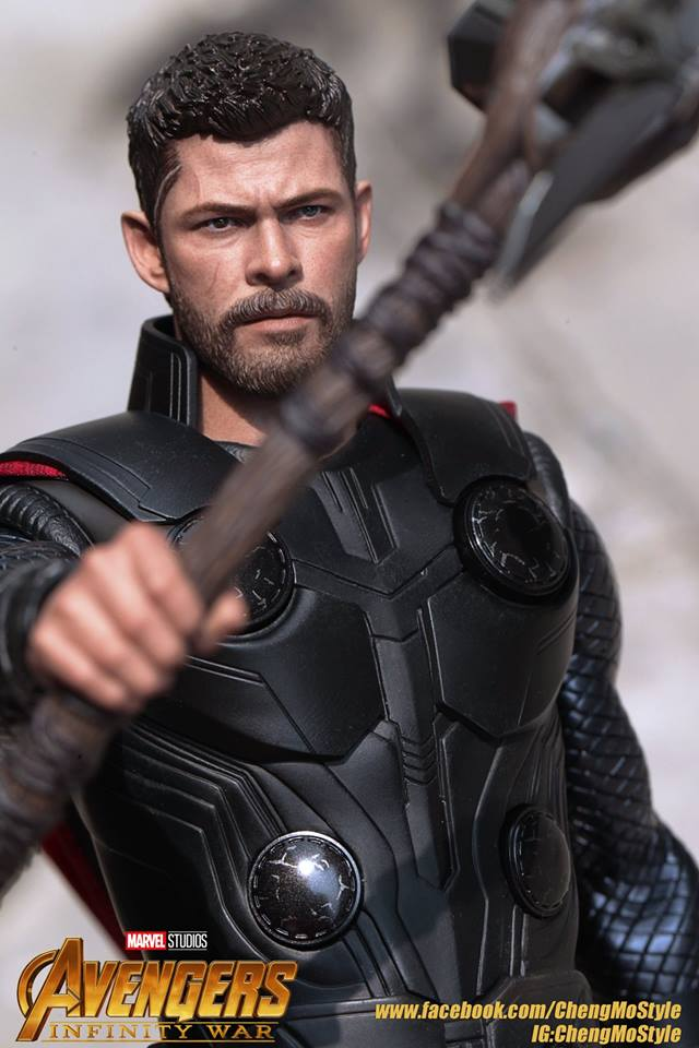 [Hot Toys] -Avengers: Infinity War -Thor 1/6 44074910