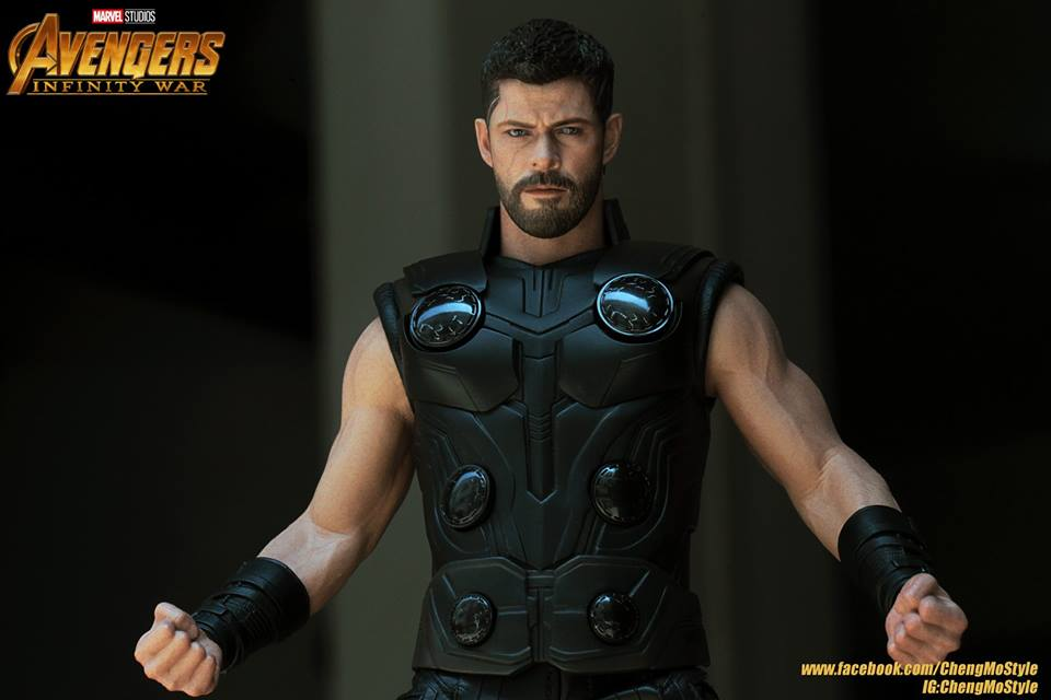 [Hot Toys] -Avengers: Infinity War -Thor 1/6 44174410