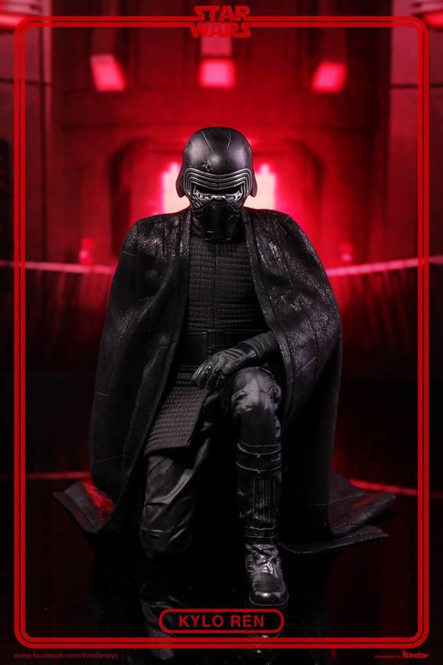 [Hot Toys]- Star Wars EP VIII- Kylo Ren  44186010