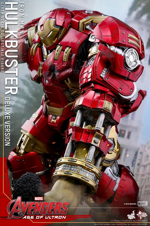 [Hot Toys]- Avengers: Age of Ultron- Hulkbuster deluxe version 1/6 44198811