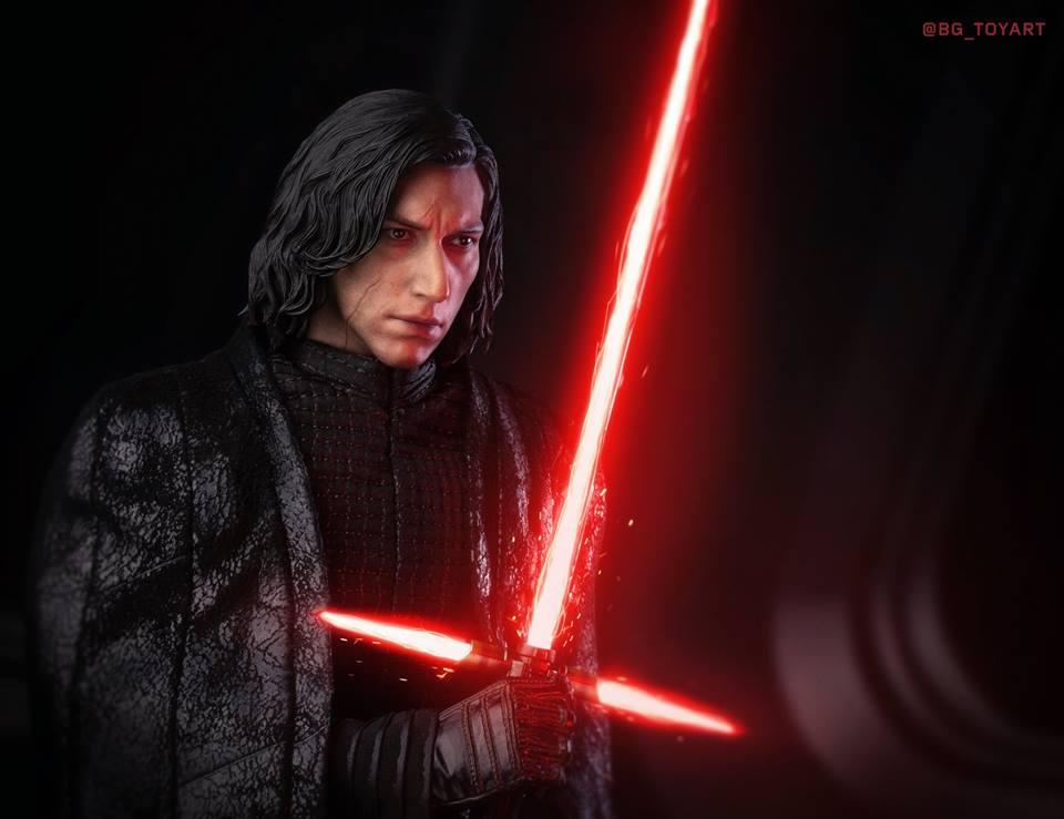 [Hot Toys]- Star Wars EP VIII- Kylo Ren  44265510