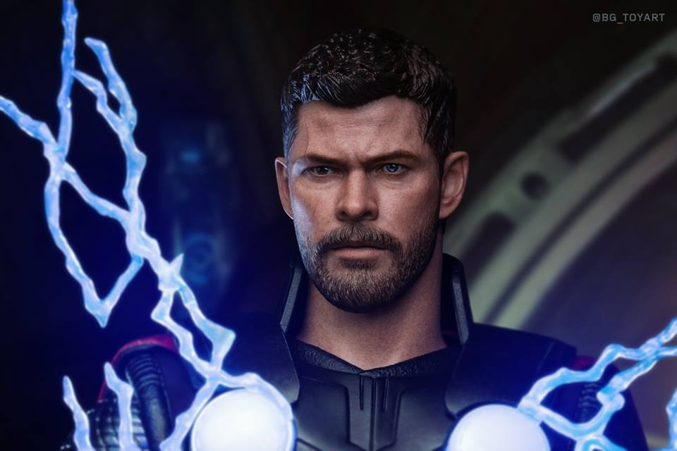 [Hot Toys] -Avengers: Infinity War -Thor 1/6 44267110
