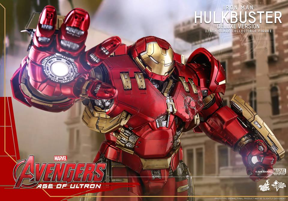 [Hot Toys]- Avengers: Age of Ultron- Hulkbuster deluxe version 1/6 44267111