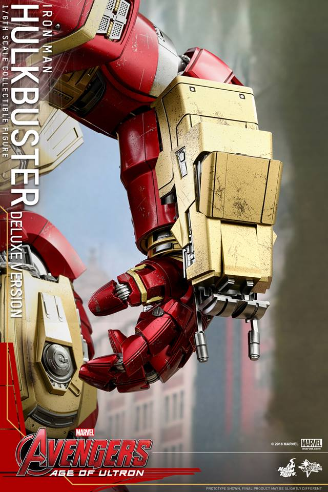 [Hot Toys]- Avengers: Age of Ultron- Hulkbuster deluxe version 1/6 44269310