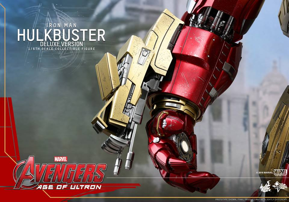 [Hot Toys]- Avengers: Age of Ultron- Hulkbuster deluxe version 1/6 44288310