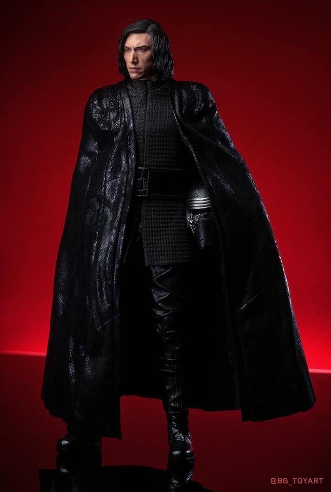 [Hot Toys]- Star Wars EP VIII- Kylo Ren  44302710