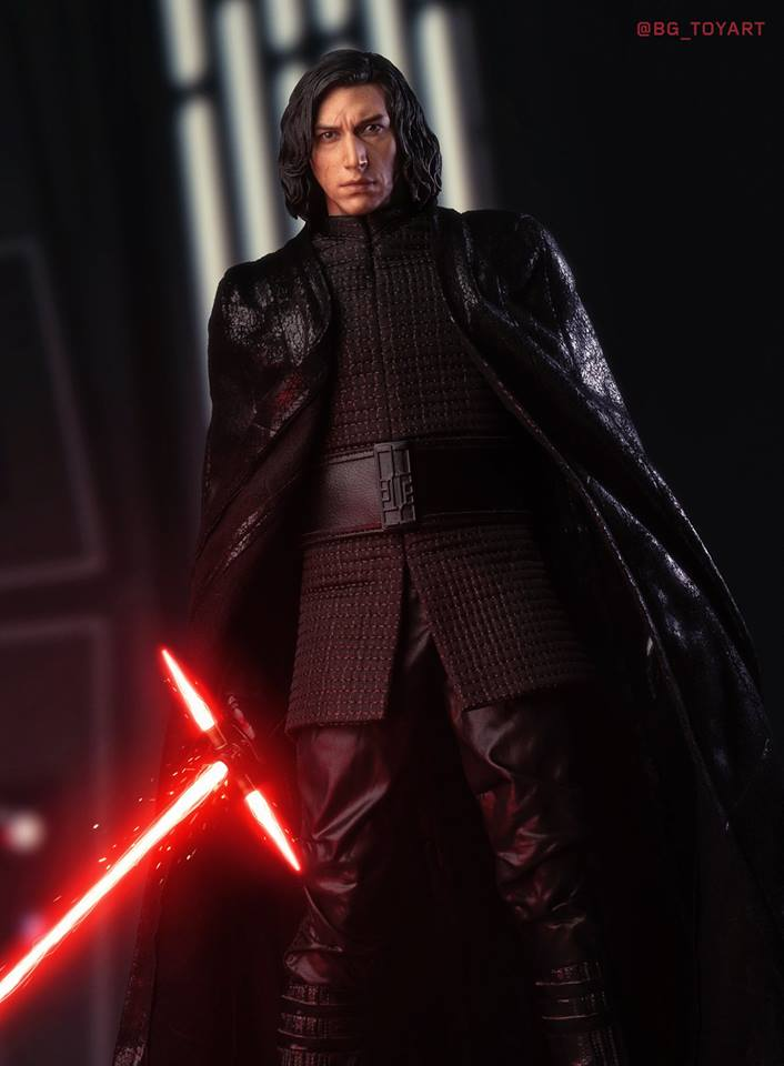 [Hot Toys]- Star Wars EP VIII- Kylo Ren  44310910
